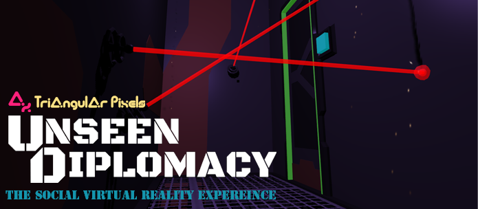 Unseen Diplomacy VR Game on Steam